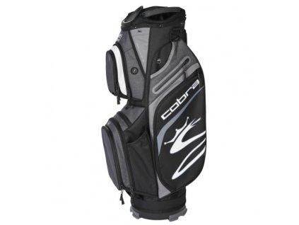 COBRA Ultralight cart bag na vozík černý