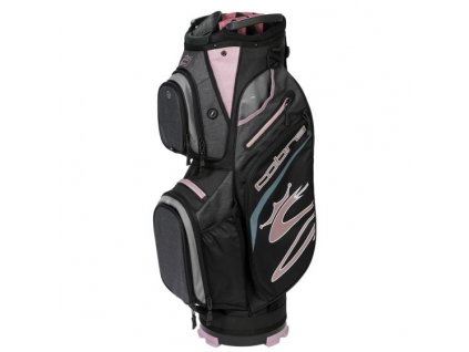COBRA Ultralight cart bag černo-šedý