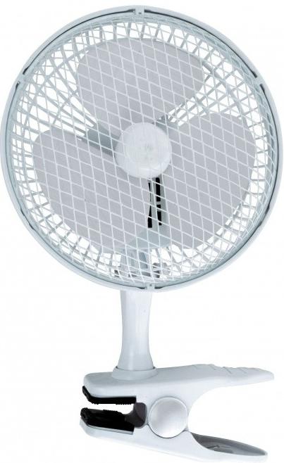 Cirkulační a Klipsnové ventilátory