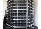 Velké vertikální systémy pro hydroponii