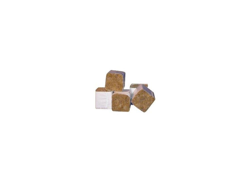Agra-Wool Speedgrow sadbovací kostka 40x40mm bez díry - 1ks