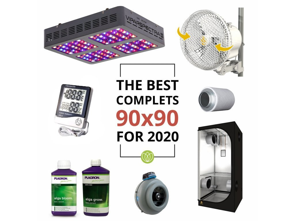 THE BEST COMPLETS 90X90 VIPARSPECTRA V600