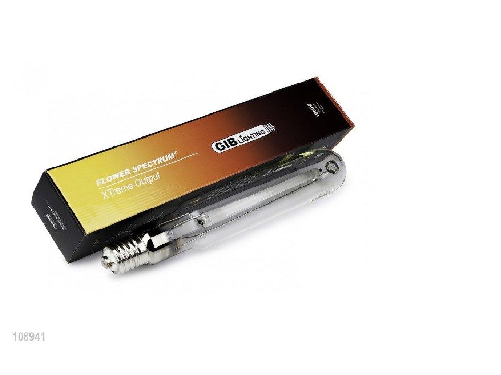 Výbojka GIB Lighting Flower Spectrum XTreme Output 1000W/230V HPS
