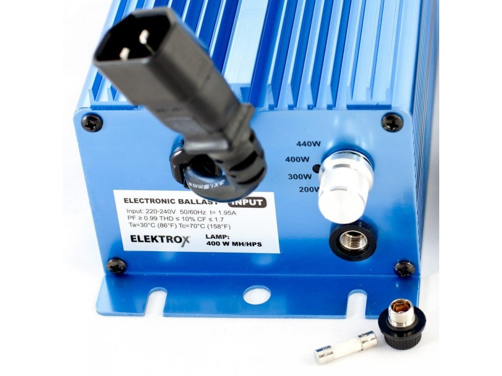 Předřadník GIB Lighting Elektrox 400W - BLUE LINE