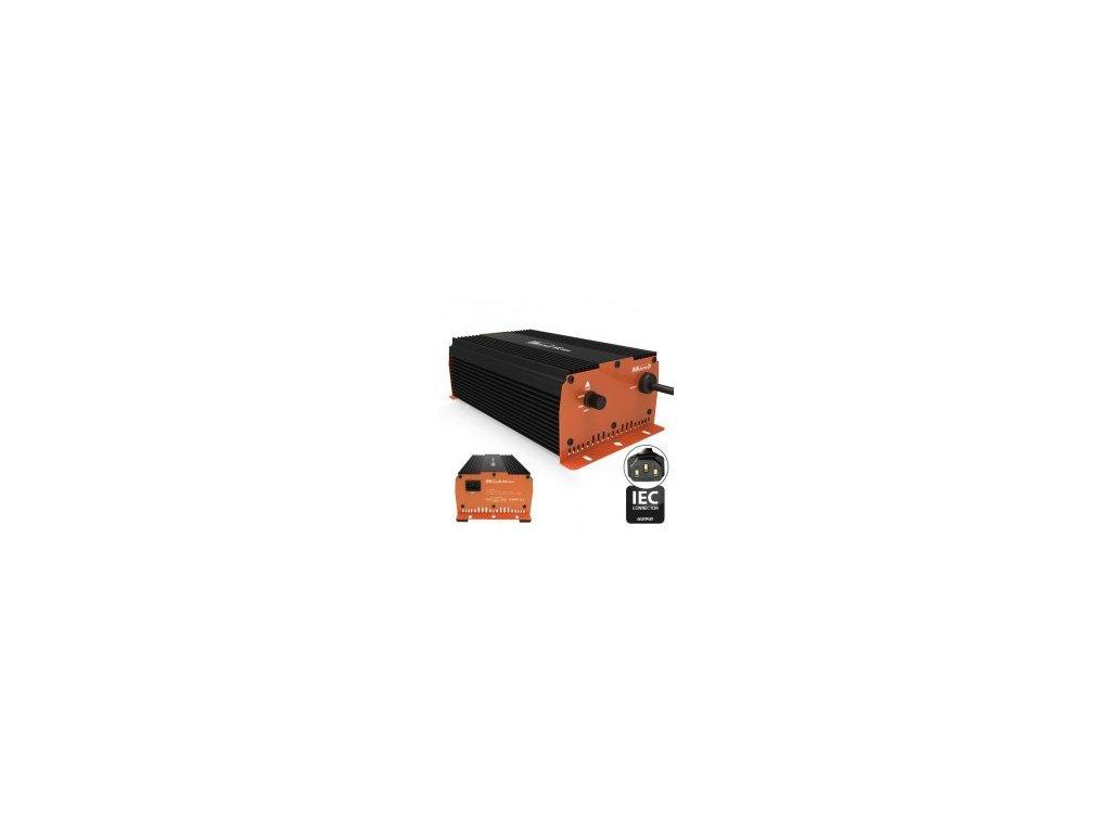 Elektronický předřadník GIB NXE 600W DUAL, 230/400V, IEC konektor