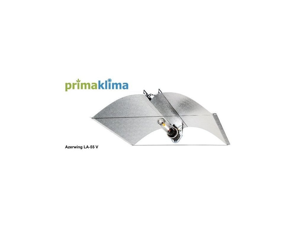 Stínidlo Azerwing Medium, VEGAGREEN 95%, komplet