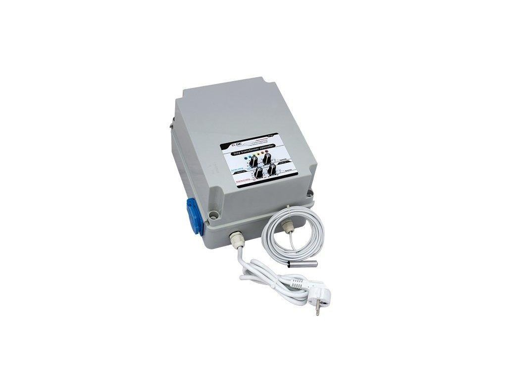 GSE Temp.step transformer 8A - na dva ventilátory