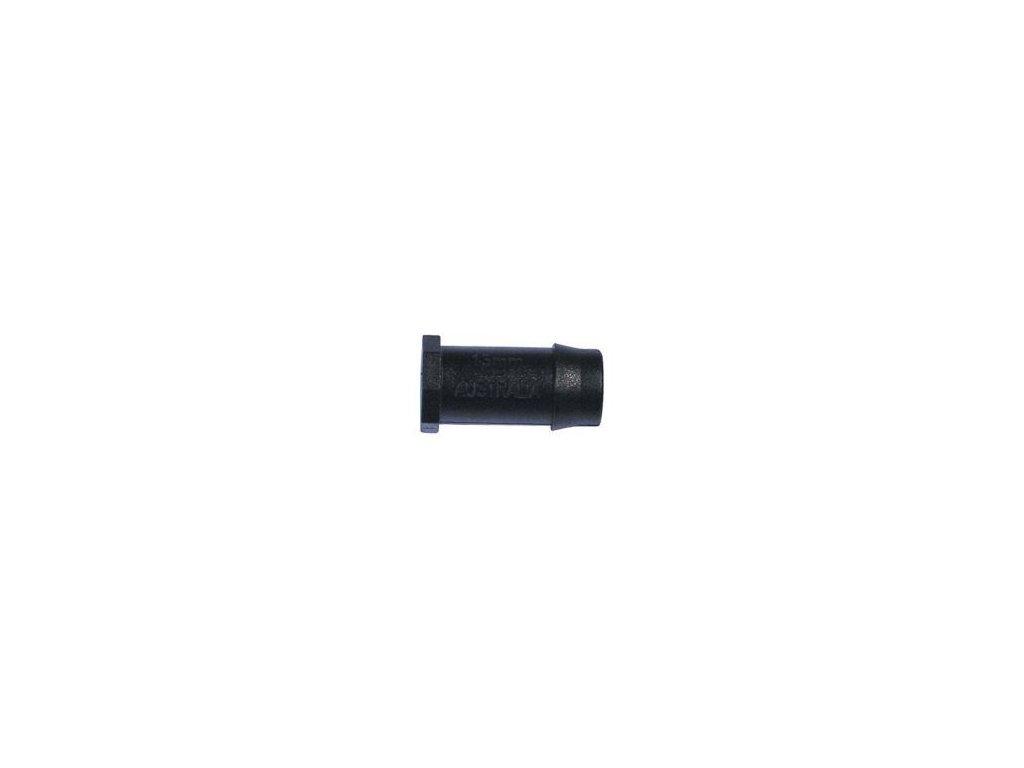 """Černý špunt 3/8"""" (12mm)"""