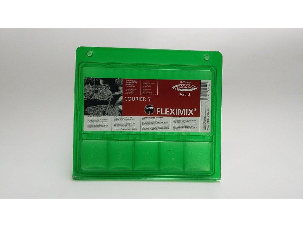 ROOT IT Fleximix přepravní box na 5 sazenic vč. sadbovače