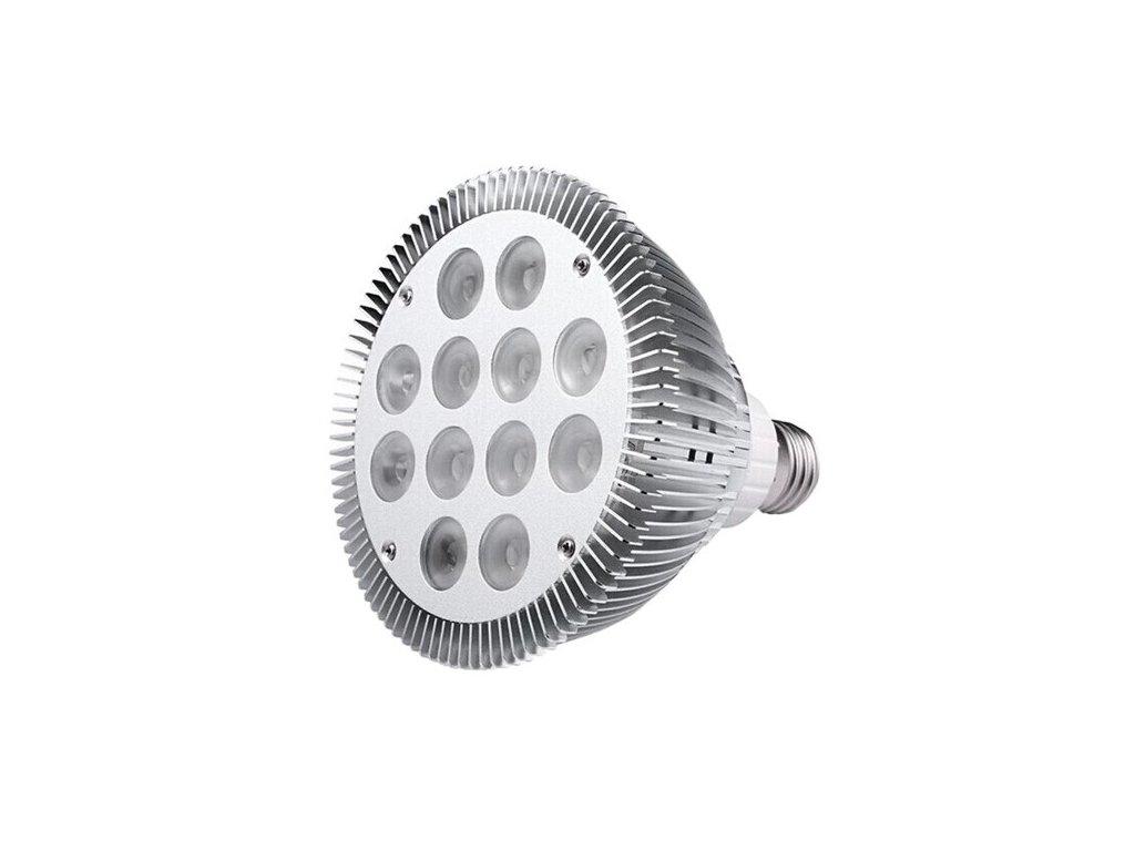 Diamond grow LED žárovka 12x3W 2700k