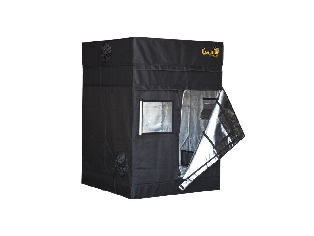 Gorilla GGT44 SH SHORTY Indoor Grow Tent 122x122x150/173
