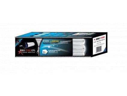 Pro Star CFL 125W Růstové spektrum