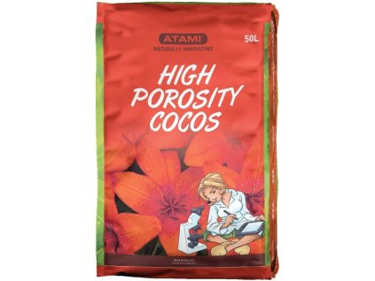 ATAMI High Porosity Cocos 50L