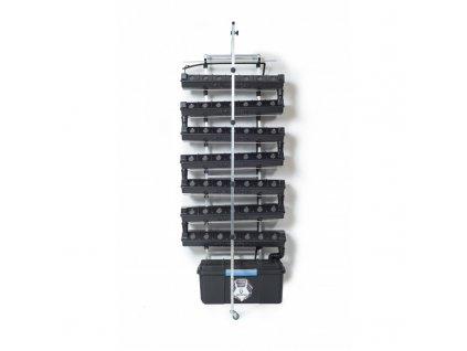 Hydroponický systém VAKPLAST 1SV - jednostěnný velký