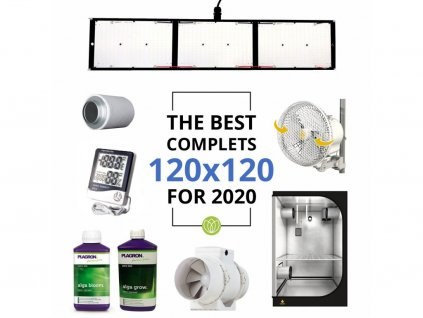 THE BEST COMPLETS 120x120 EasyGrow S800