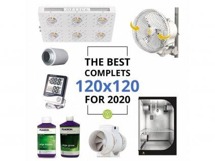 THE BEST COMPLETS 120x120 OPTIC 6 Gen4