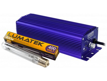 LUMATEK 600W Ultimate Pro Kit