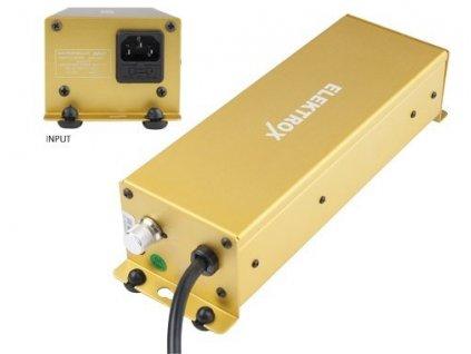 Elektronický předřadník Elektrox 400W, 230V, IEC konektor