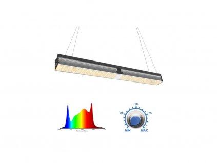 SP 6500 650w kryt 3x5 (100x150cm) Samsung lm301b Osram Full Spectrum LED Plant Grow Light - Mars Hydro