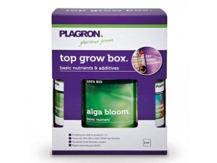 100 BIO Plagron Grow box
