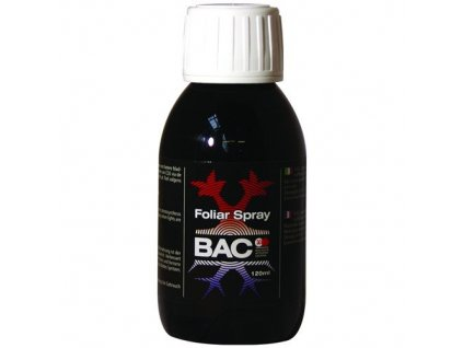 B.A.C. Foliar Spray, 120ml