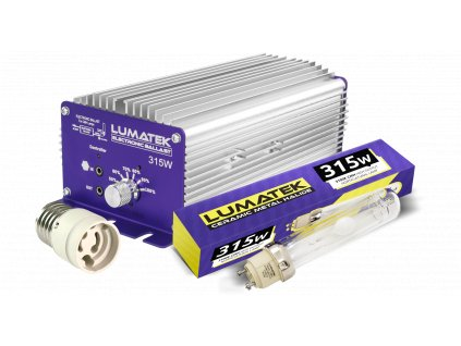 LUMATEK 315W CMH Kit Controllable
