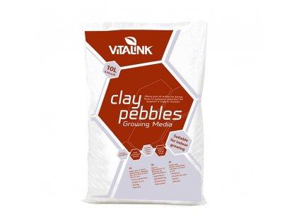 VitaLink Clay Pebbles 45L - keramzit