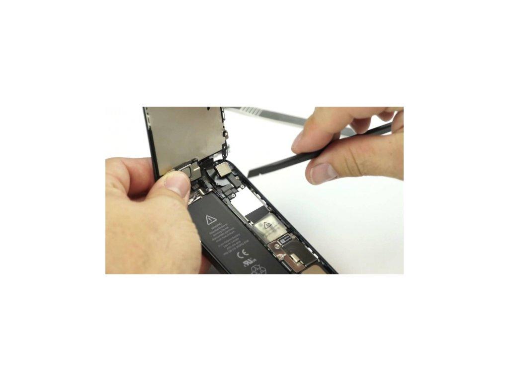 Servis Apple iPhone 5S - Výměna displeje A kvality + tvrzené sklo ZDARMA