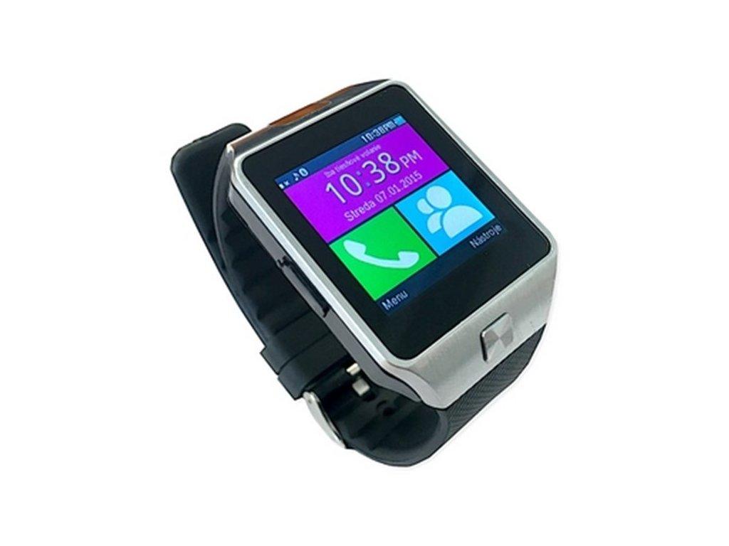 380c8027555 Smart hodinky BW08 černé - BestMobil