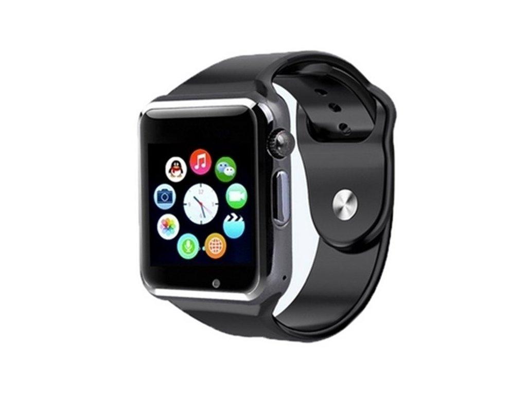 0658be472d4 Smart hodinky U10 černé - BestMobil