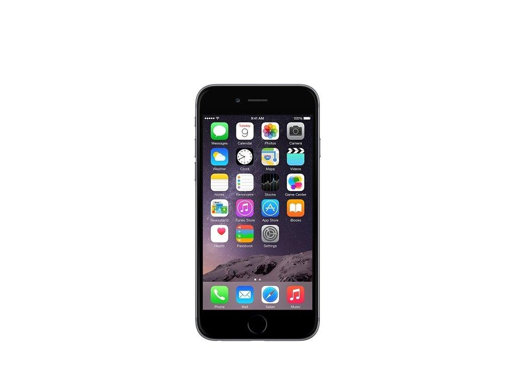 iPhone SE 128GB Vesmírně šedý