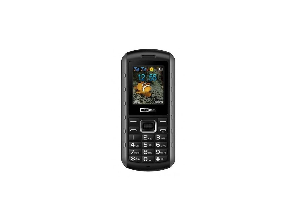 MAXCOM Strong MM901 DS gsm tel. Grey