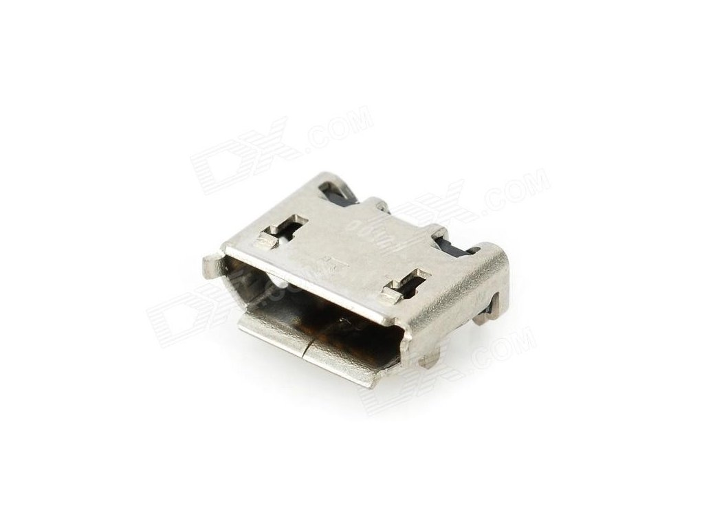 Micro USB konektor Samsung Lenovo Sony Evolveo Huawei ASUS Nokia
