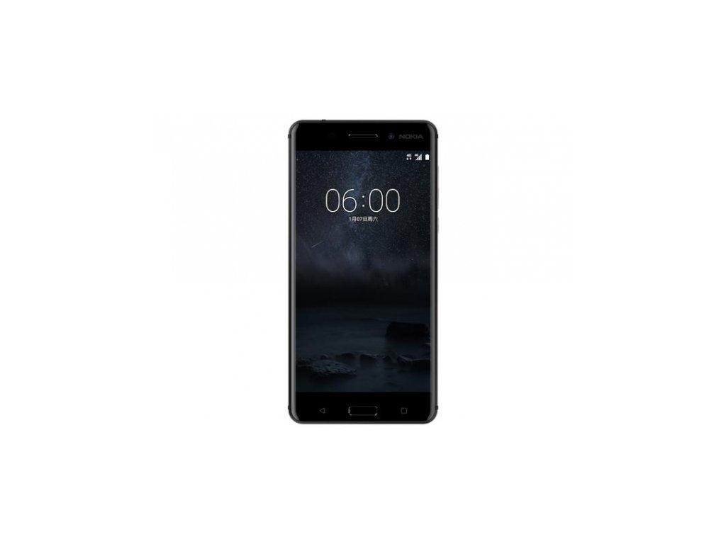Nokia 6 Matte Black Single SIM