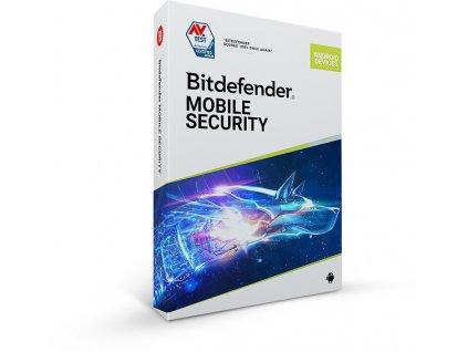 Bitdefender Mobile Security for Android 1 zařízení na 1 rok BOX