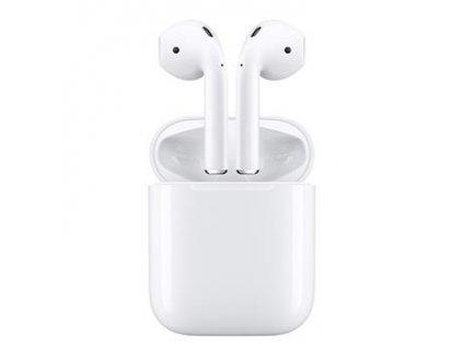 Sluchátka Apple AirPods (2019) bílá (MV7N2ZM/A)