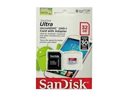 SanDisk Micro SDXC 32GB Ultra