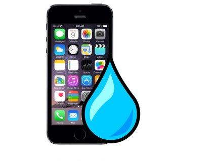 Servis iPhone 5S - Ošetření vytopeného přístroje