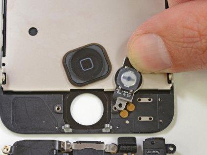 Servis iPhone 5S - Výměna tlačítka Home Button