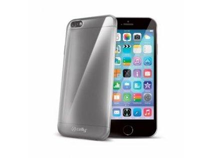 TPU pouzdro CELLY Gelskin iPhone 6 bezbarvé