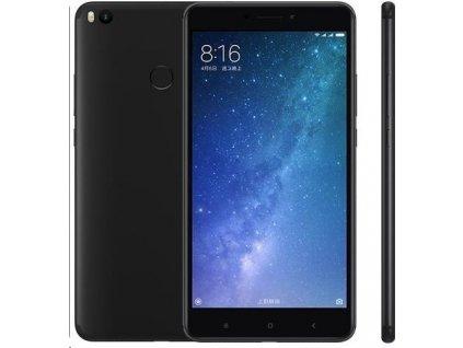 Xiaomi Mi Max 2 Global, CZ LTE, Dual SIM, 64 GB, černá