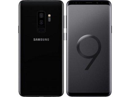 Samsung Galaxy S9+ Duos černý