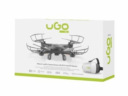 Dron UGO Mistral, VGA
