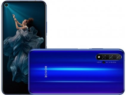 honor20 specification blue s
