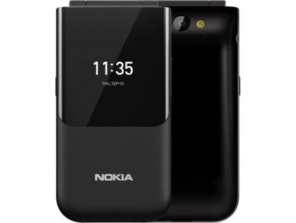 nokia 2720 Flip front n back black s