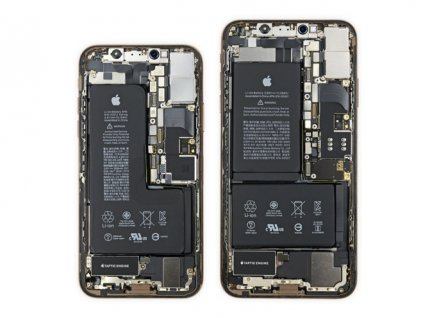 Apple iPhone X - Výměna baterie