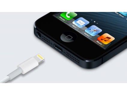 Servis iPhone X - Výměna (oprava) nabíjecího konektoru