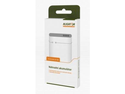 Baterie, Nokia 11/23/31/6230/6600, ALIGATOR A290/330/400/500(i) Li-ION 1050 mAh, kompatibilní, nahrazuje BL-5C