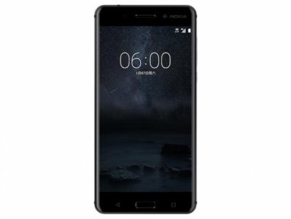Nokia 6 Matte Black Single SIM