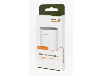Baterie ALIGATOR A430, A600, A610, A620, A670, A680, Li-Ion 1350 mAh, originální